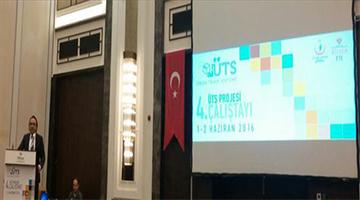 ÜTS 4.Çalıştayı İstanbul'da başladı...