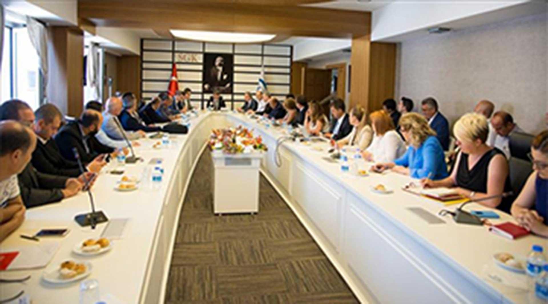 SGK'da Tıbbi Malzemeler Sektör Toplantısının ilki gerçekleştirildi