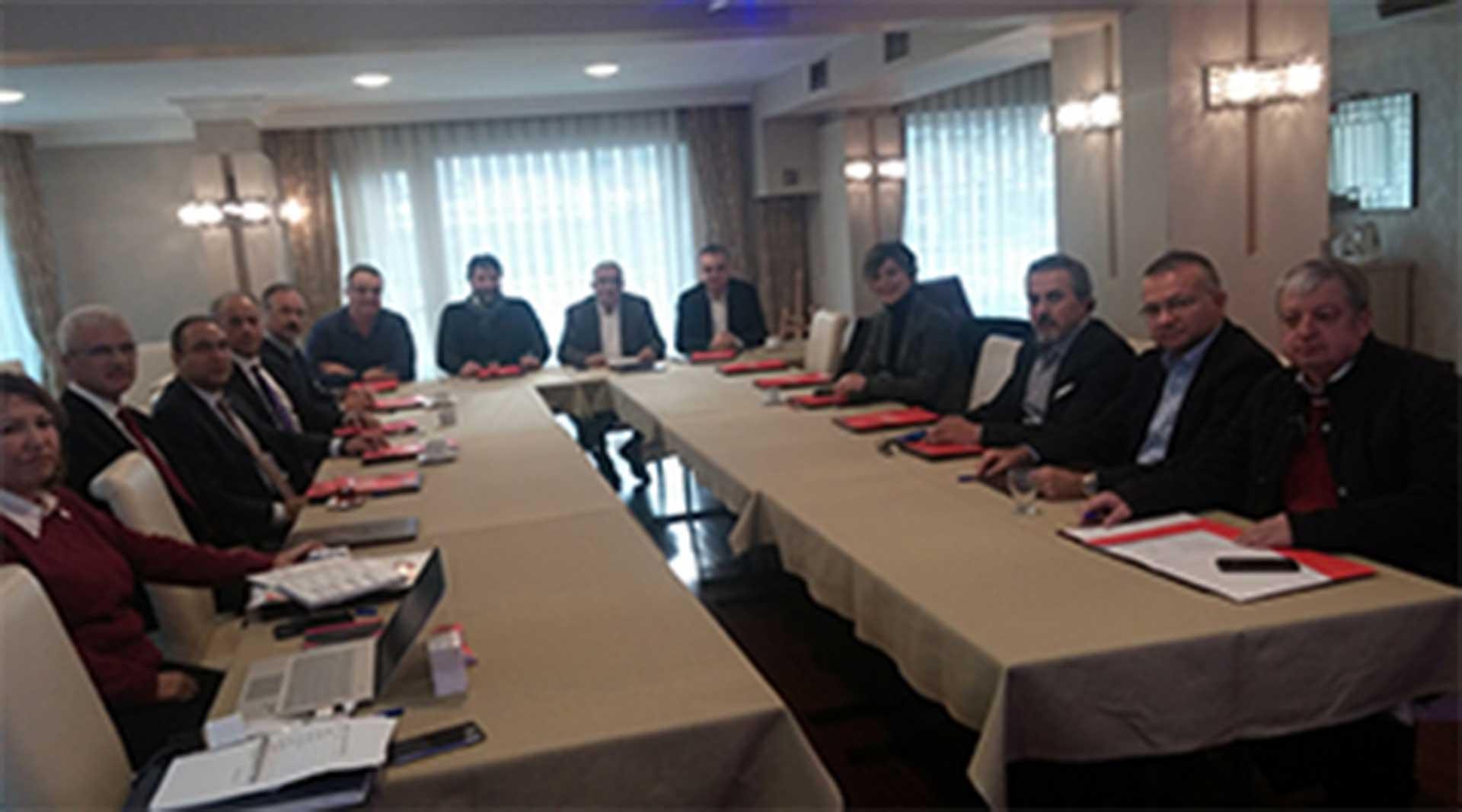 Yönetim Kurulu 12. Toplantımız İzmir