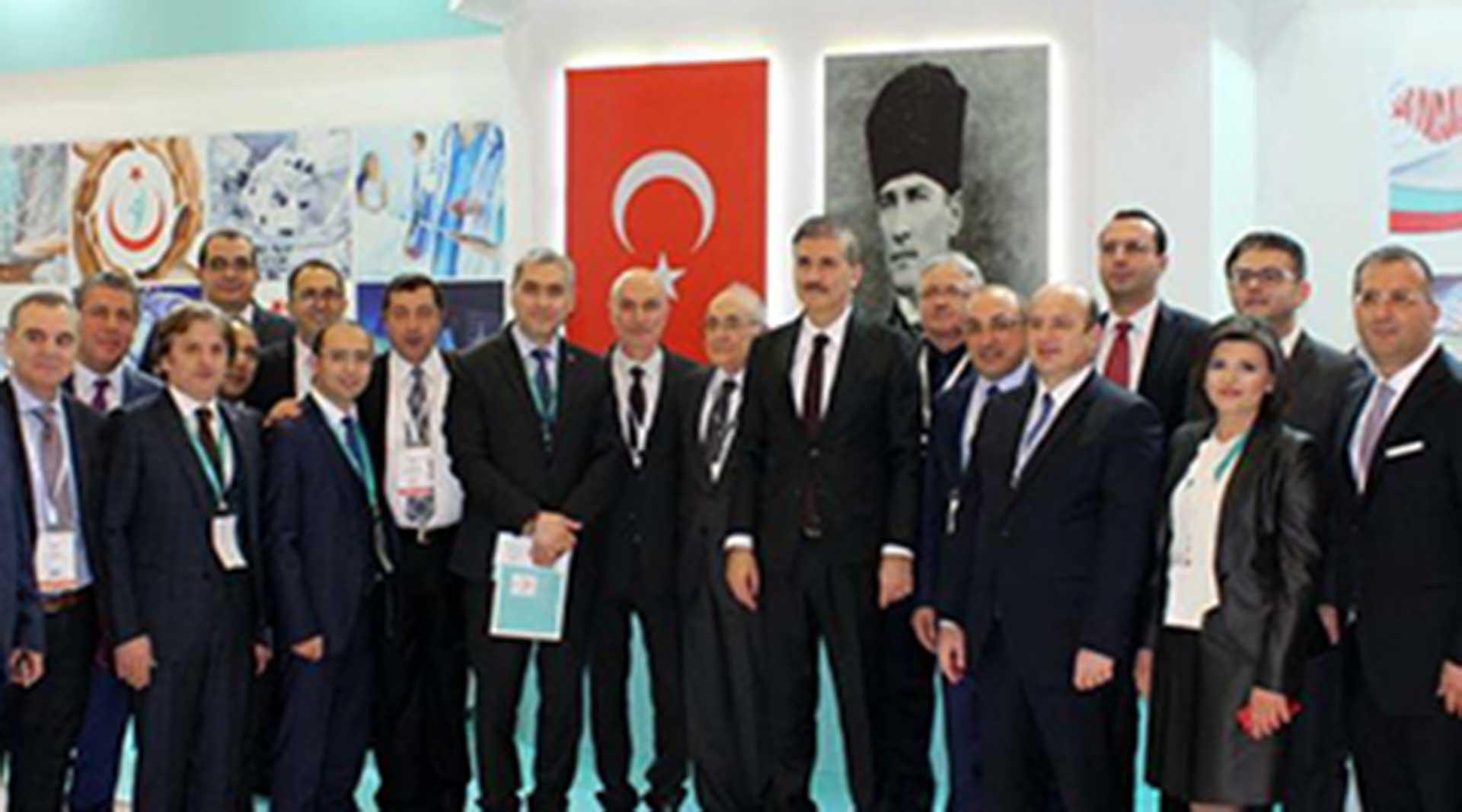Expomed Eurasia 2018 Fuarı Gerçekleştirildi..
