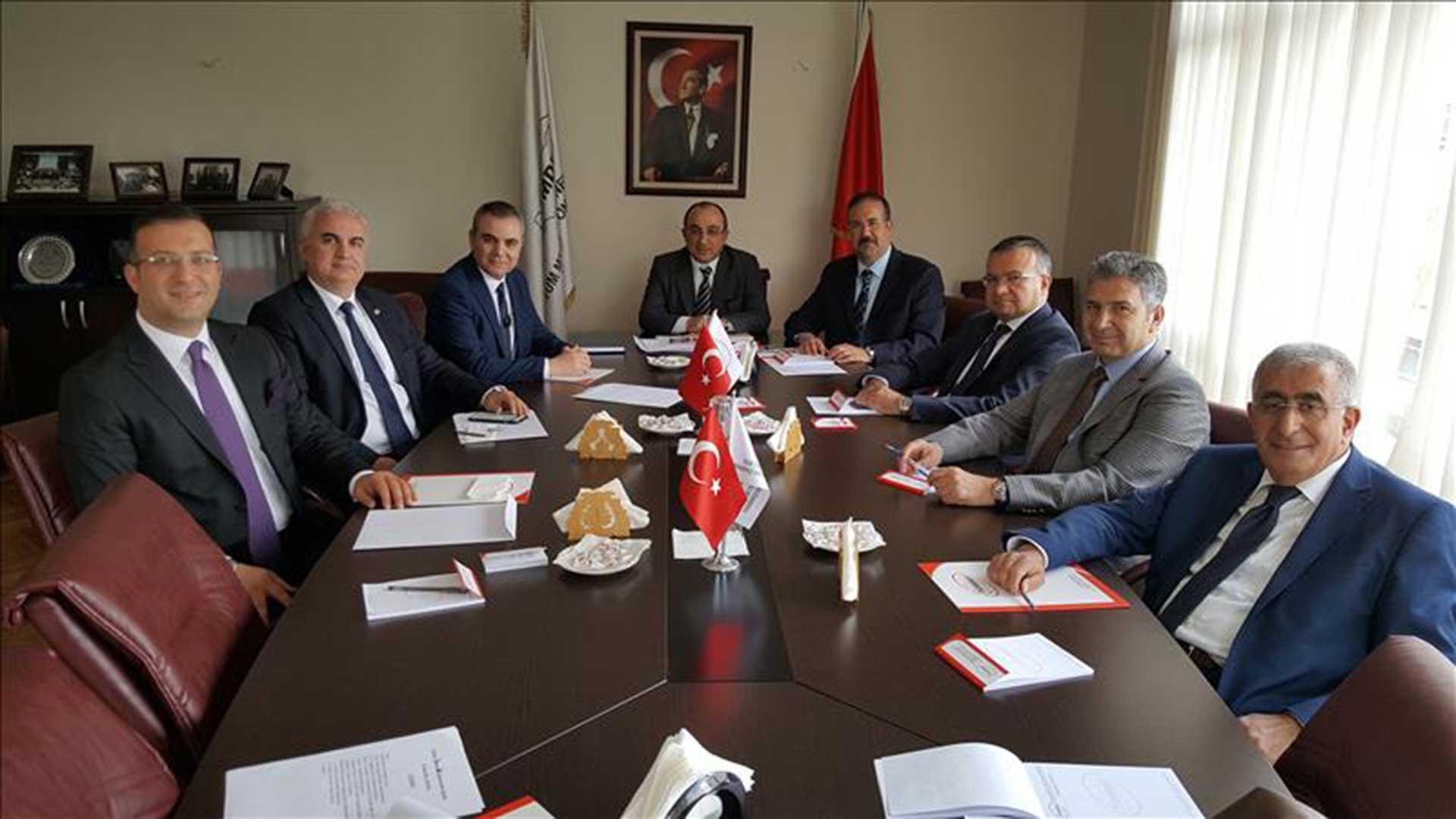 TÜMDEF Yönetim Kurulu 13.Ekim perşembe toplanıyor...