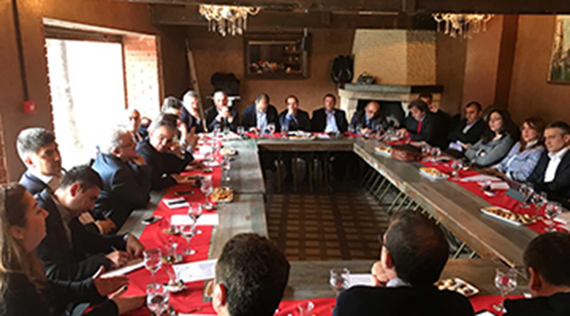 Tıbbi Cihaz Sektör Platformu Başkanlar Toplantısı Gerçekleştirildi.