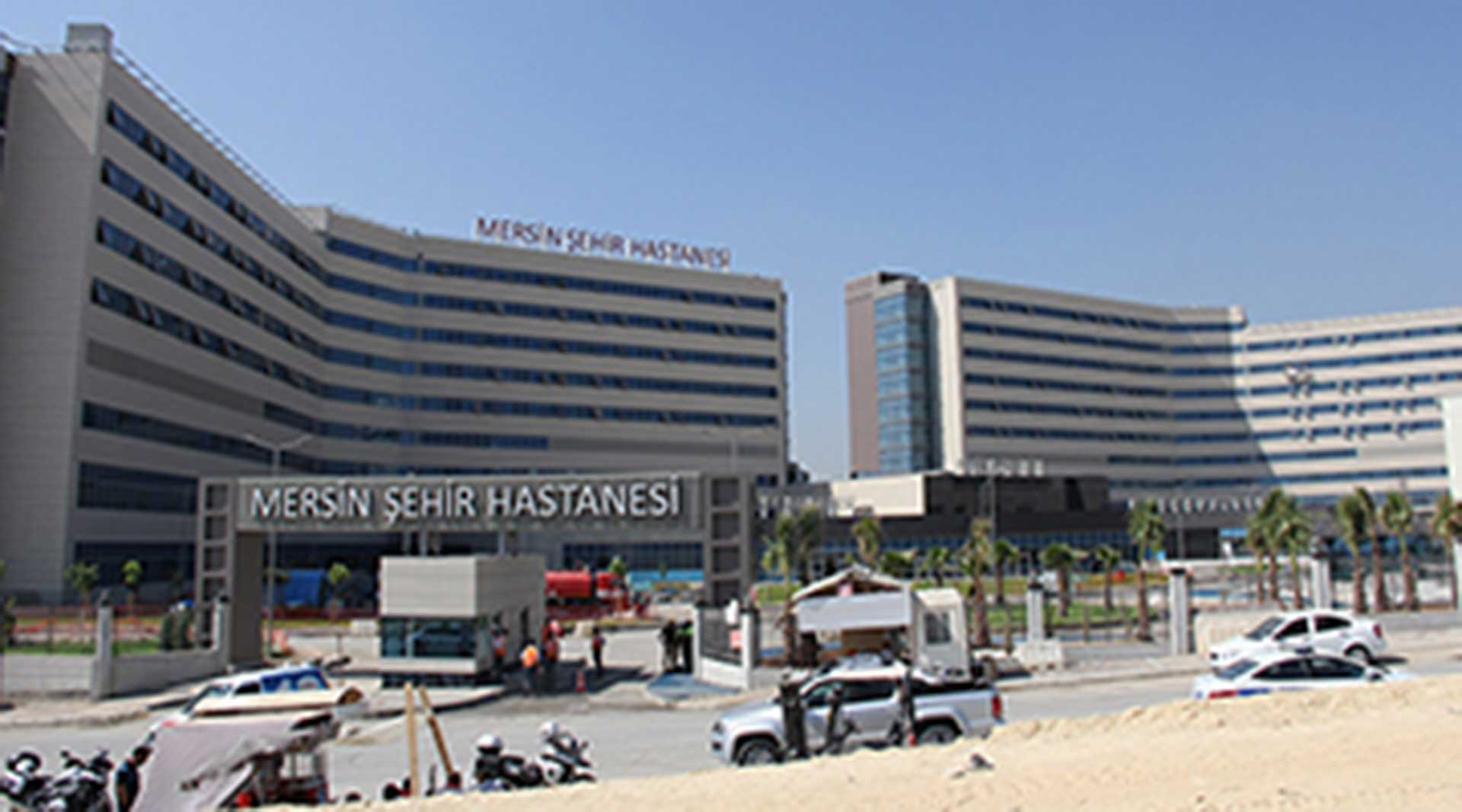 5 il Şehir Hastanesine Kavuşuyor