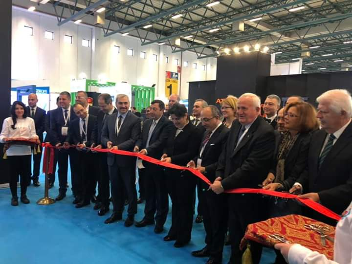 Expomed Eurasia 2019'u gerçekleştirdik..