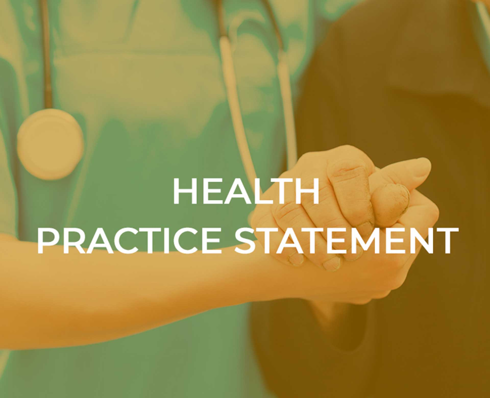Health Practice Statement