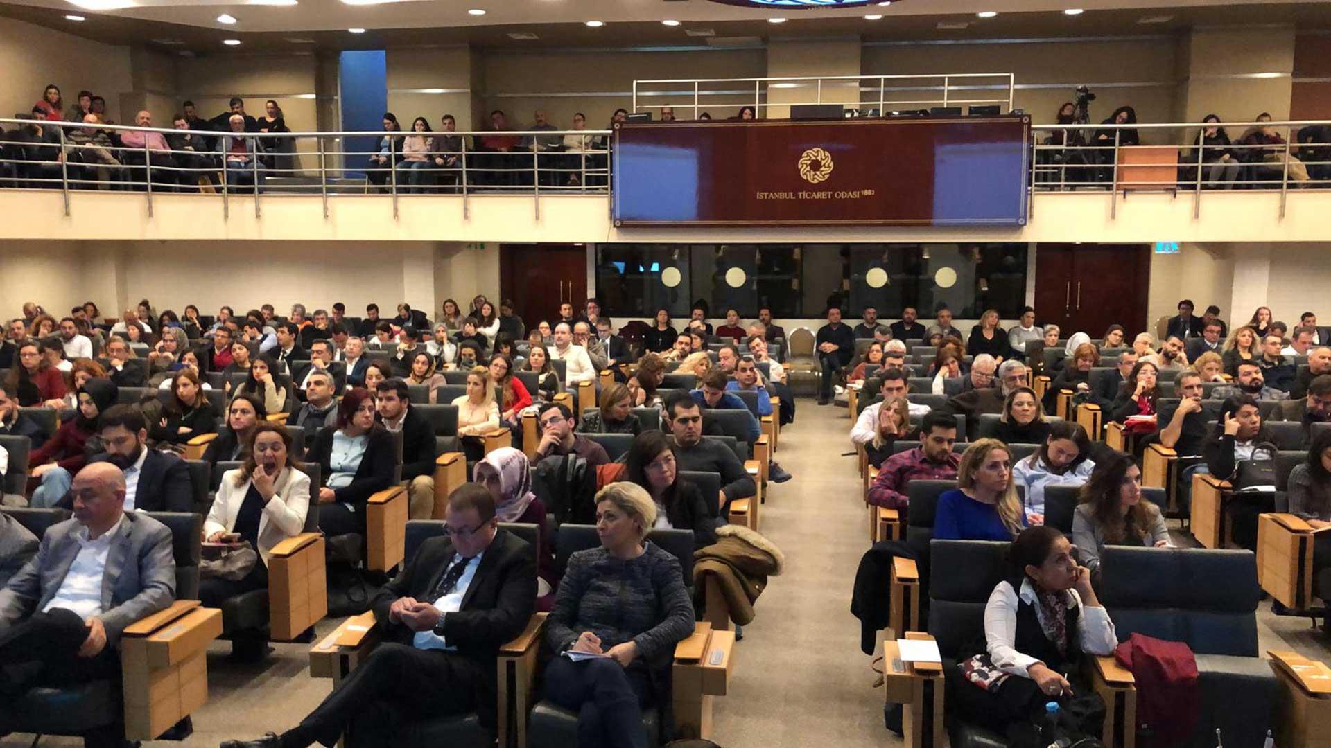 ÜTS Çalıştayı İstanbul'da devam ediyor..