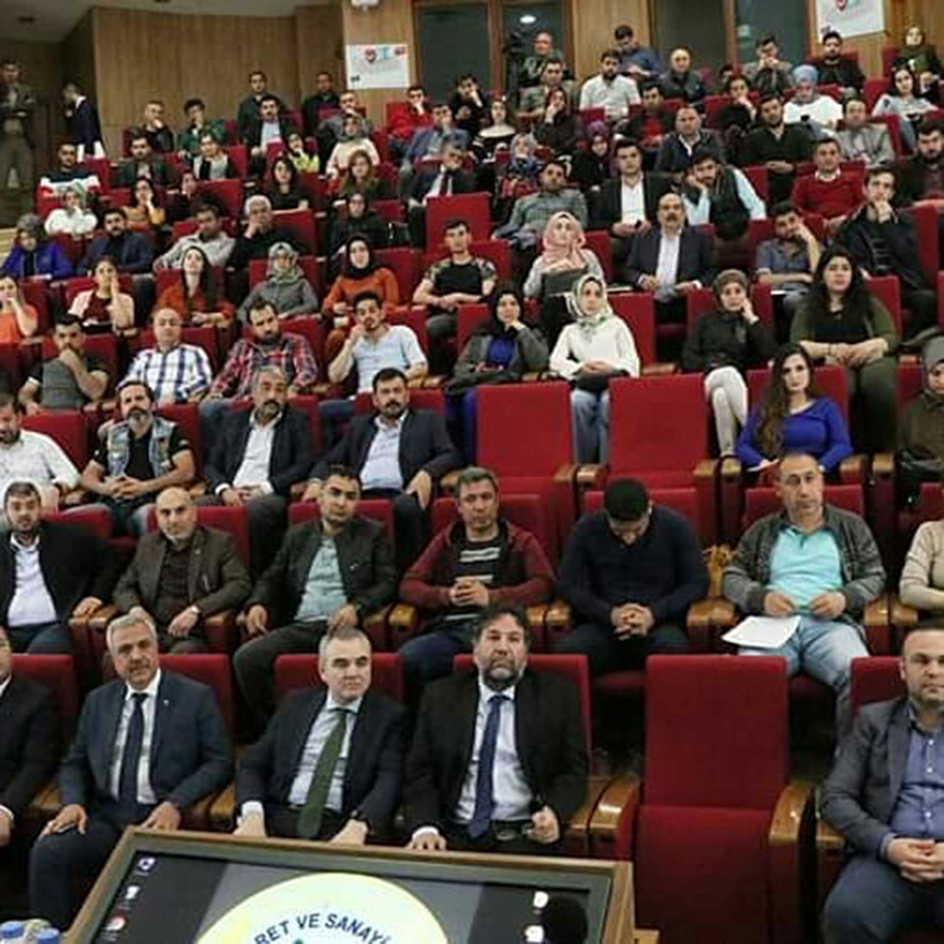 TÜMDEF, Şanlıurfa'daki ÜTS Eğitimine Katıldı