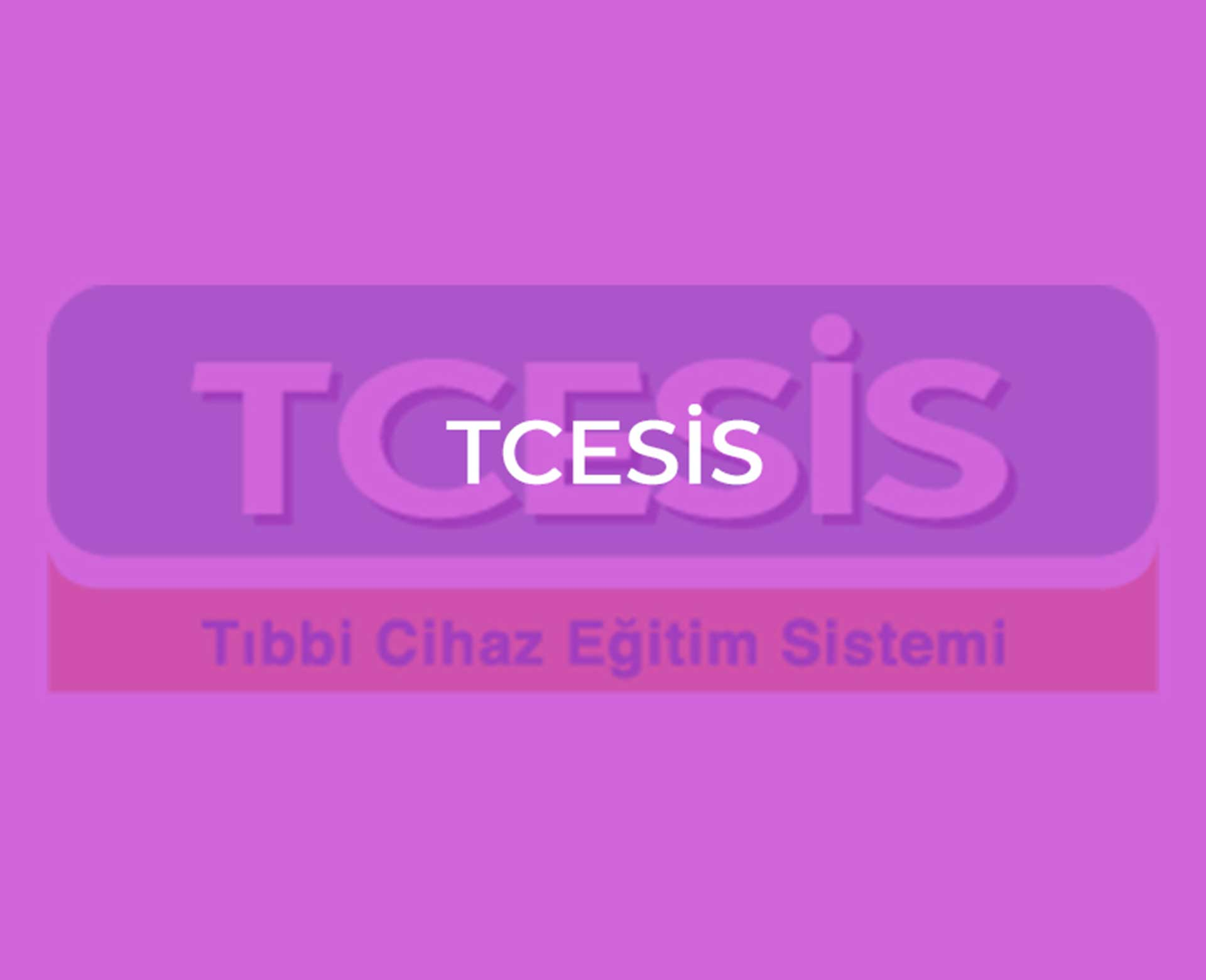 TCESİS