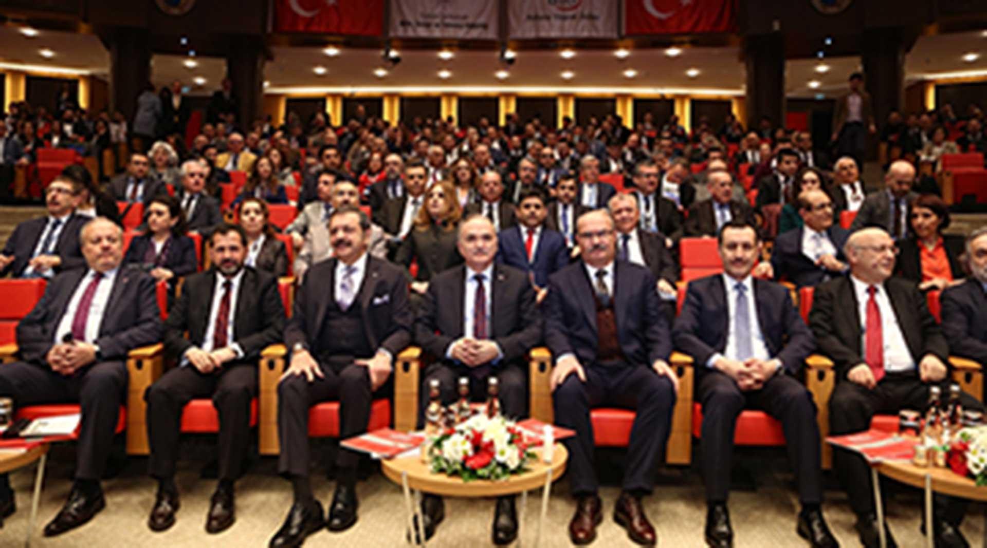 ATO'DAN YERLİ VE MİLLİ ÜRETİM KONFERANSI